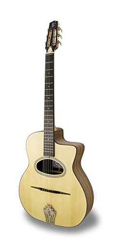 APC JMD100 WLN Guitarra- Jazz Manouche D Hole: Amazon.es ...