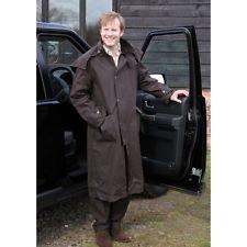 Wax Cape Jack Jacket Mac Orton Long Medium Brown Stockman Beckenham 1qwnfwUSR