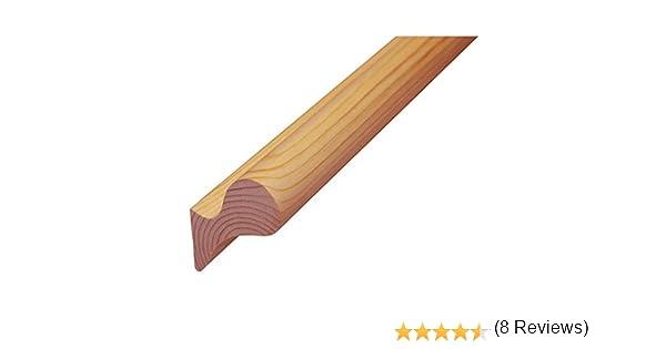 Trade 5060473140394 Stair Parts - Pomo para escalera (2,4 m), color marrón: Amazon.es: Bricolaje y herramientas