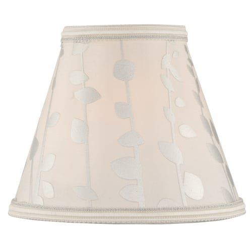 Lite Source Candelabra Lamp Shade   Printed Coolie