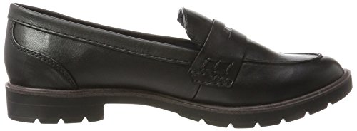 Tamaris Dames Slipper 24600 Zwart (black Matt)