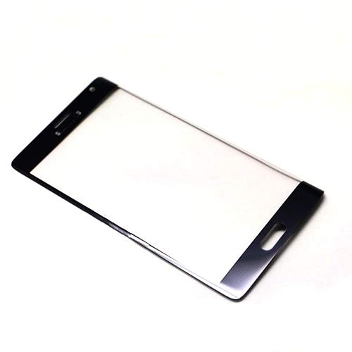 TheCoolCube Outer Front Screen Glass Lens Replacement Compatible with Galaxy Note Edge N915 N9150 N915A N915G with OCA 5.6