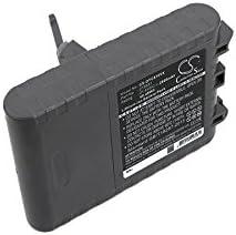 CS-DYC810VX Batería 2800mAh Compatible con [Dyson] SV10, V8, V8 Absolute, V8 Absolute Cord-Free, V8 Animal, V8 Animal Exclusive, V8 Fluffy, V8 Range sustituye 215681, 215866-01/02, 215967-01/02, 9678