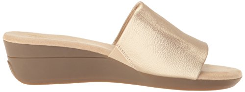 Florida Women Wedge Aerosoles Gold Sandal 1xw5PpOYq