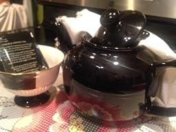 Amazon Com Englishteastore Brand 6 Cup Teapot Rose