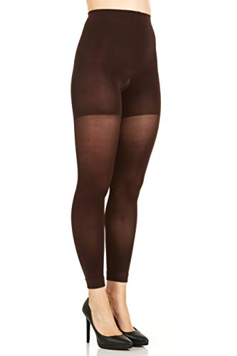 (Spanx Tight End Tights 011 A (D, Bittersweet))