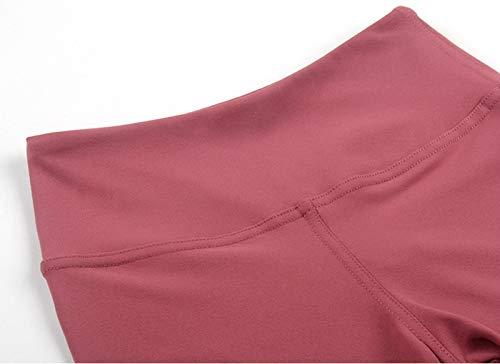 Ajuste Fitness Alta Pantalones Abdomen Deportes Delgada Modyl Rápido Mujer Caderas Elástica Sala Yoga c Era s Apretado Y B Secado Cintura De ntnxYAw