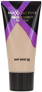 Smooth Effects Foundation, Buff Beige 55 by Max Factor