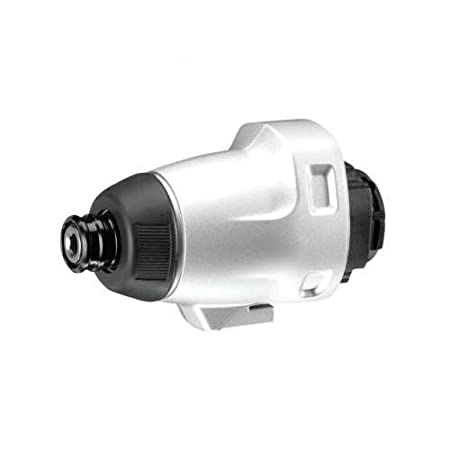Black+Decker MTNF9-XJ Cabezal compresor con manó metro para la Multi, 18 V, Negro, Naranja StanleyBlack&Decker