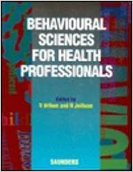 Behavioural Sciences for Health Professionals