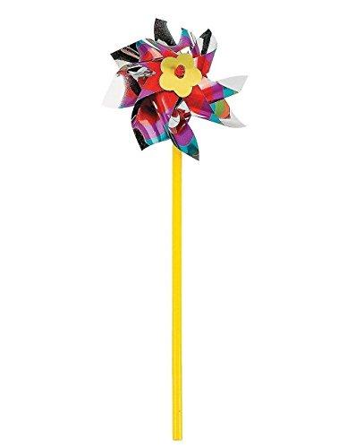 Fun Express Rainbow Pinwheel Dozen