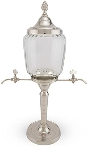 Belle Epoque Metal Absinthe Fountain – 2 Spouts
