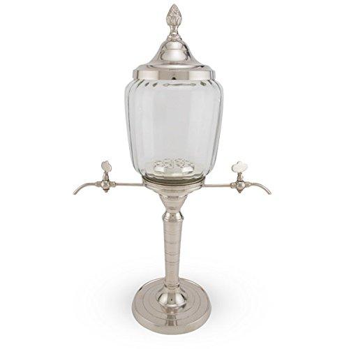 Belle Epoque Metal Absinthe Fountain - 2 Spouts