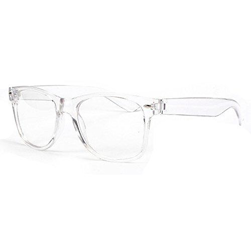 FancyG Classic Retro Fashion Style Glasses Frame Eyewear NO LENS - ()