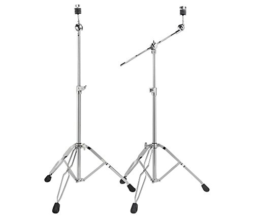 PDP by DW 800 Series Boom/Straight Cymbal Stand Pair
