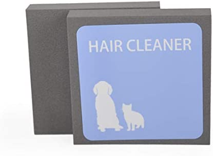 Pet Fur Cleaning Brush Sweep Foam Sofa Carpet Dog Cat Hair Remover Easy Cleaner