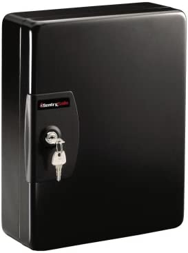 0.12 Cubic Feet KB-50 Medium Key Lock Box SentrySafe Key Box
