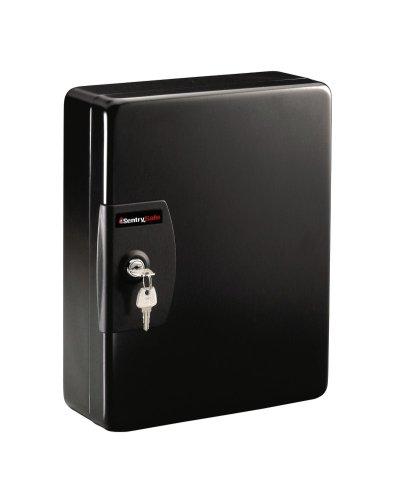 SentrySafe Key Box, Medium Key Lock Box, 0.12 Cubic Feet, (Capacity Key Cabinet)