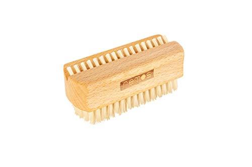 (remos Hand- and Nail Brush Natural Bristles Beechwood)