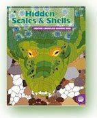 Hidden Scales & Shells Creature Camouflage Coloring Book)