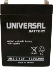 Global Election Systems S2.912 Battery (Global Election Systems)