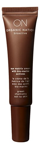 Organic Nation - Eye Matrix Cream, 15ml (0.5oz)