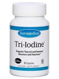 Euromedica – Tri Iodine 6.25 mg 90caps Review
