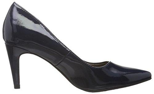 Tamaris 22447, Zapatos de Tacón para Mujer Azul (NAVY PATENT 826)