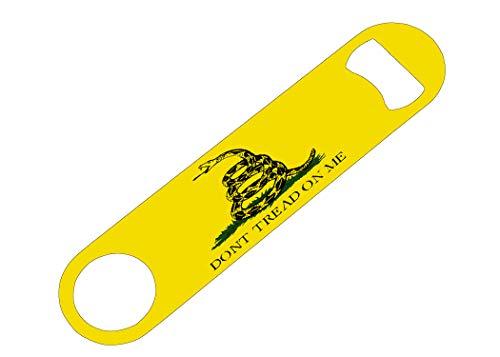 dont tread on me bottle opener - 1