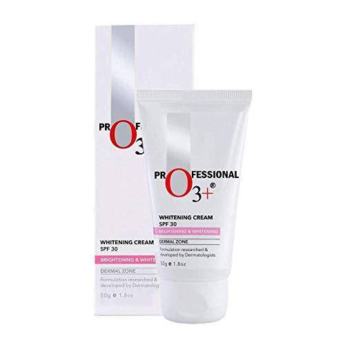 O3+ SPF 30 Skin Brightening & Whitening Cream, 50g