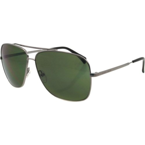 GIORGIO ARMANI 771/S Navigator Full Rim Sunglasses - Ruthenium/Foster