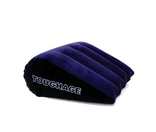 Toughage Magic Triangle Pillow  Cushion Position Sex Pillow by NewMaxer