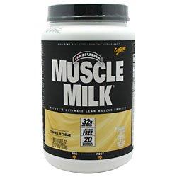 Muscle Milk - Muscle Milk Cookies N'Creme, 2.47 lb powder