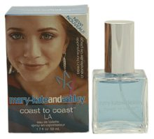 Coast to coast la beach honeysuckle by mary kate ashley for women eau de toilette spray 17 oz