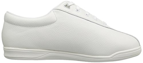 Leather Spirit Ap1 Chaussure Simili Easy De White Daim Marche qHx8wSad