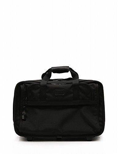 (トゥミ) TUMI スーツケース キャリーバッグ ナイロン 黒 2277D3 中古 B078SPY1XV