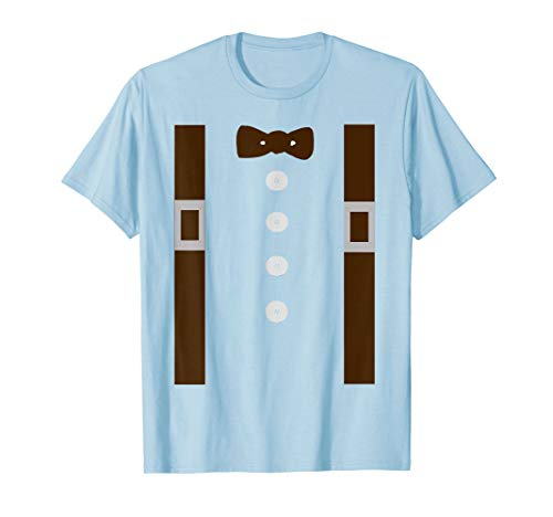 Pioneer Or Amish Costume Shirt For Halloween Pioneer -