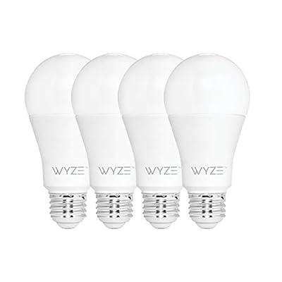 Wyze Bulb 800 Lumen A19 LED Smart Home Light Bulb