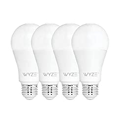 Image of the product Wyze Bulb 800 Lumen A19 that is listed on the catalogue brand of Wyze Labs.