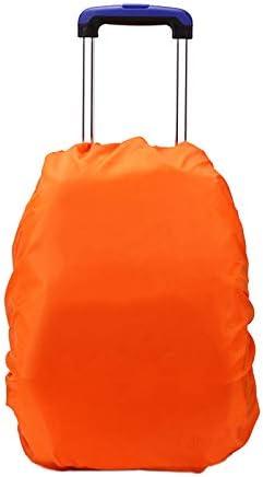 Orange Housse de Bagage Housse de Valise /Étanche Protection De Valise Housse Bagage Voyager Protecteur Couverture 84cm*64cm Chytaii