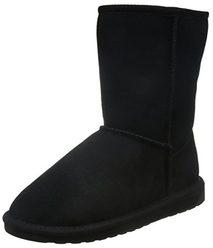 EMU Australia Womens Stinger Water-Resistant Boot Black gdr6h5M