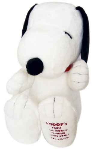 Big Snoopy (Large Snoopy Stuffed Animal)