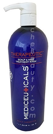 - Therapro Therapeutic Scalp Rinse 33.8 Fl Oz by Therapro MEDIceuticals