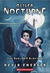 book cover of The Sunlight Slayings