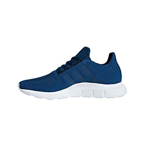Run De Swift W ftwr F17 Gymnastique White blue Bleu Adidas Femme blue Night F17 Chaussures xq4IZp5