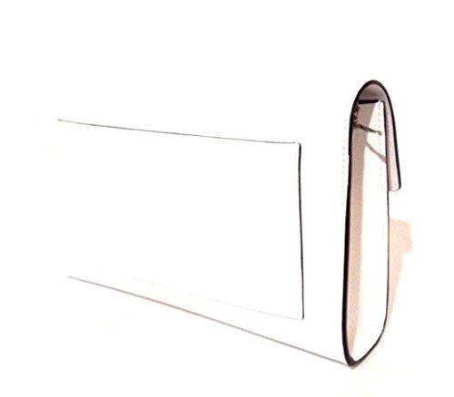 Coccinelle Clutch Design C1yj5120501 Calf Pelle Bianco Borsa 010 B14 zqUwRqO