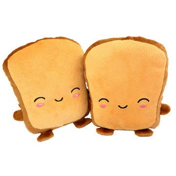 Fingerless USB Warmer Smile Face Toast Cute USB Heating Half Motorcycle Gloves - Motorcycle Motorcycle Gloves