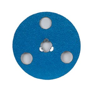 PART NO. NOR29720 Norton 29720, BlueFire F826P AVOS Fibre Disc, 4-1/2 (3 Hole)'', 50 Grit
