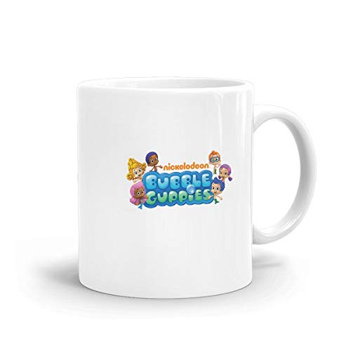 Kurabam Coffee Mug Bubble Guppies Logo Tea Milk Funny Mugs Ceramic Cup Cafe Mug Birthday Gifts