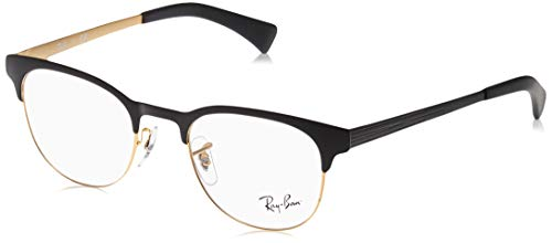 Ray-Ban RX6317 Metal Round Prescription Eyeglass Frames